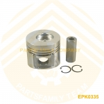 Cummins B3.3 Diesel Engine piston kit C6204312170 4089967